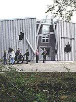 1990-е годы. Музей Raatteen Portti