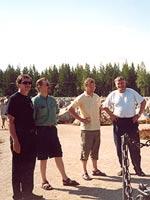 21 июля 2003 года. Raatteen Portti