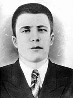 1930-luvun lopulla. Evstafi Sidorovich Tishkevich