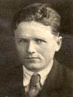 Late 1930's. Pietr Vasilievich Lulakov