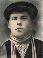 Конец 1930-х годов. Гребинык Андрей Никифорович