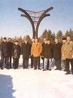 14 марта 2003 года. Raatteen Portti